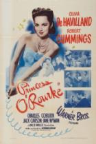 Princess O'Rourke 1943 DVD - Olivia de Havilland / Robert Cummings
